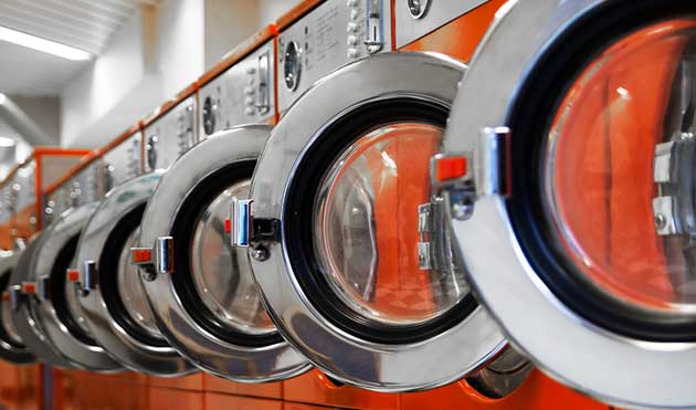 Commercial Washer Dryer Services in San Jose, CA
