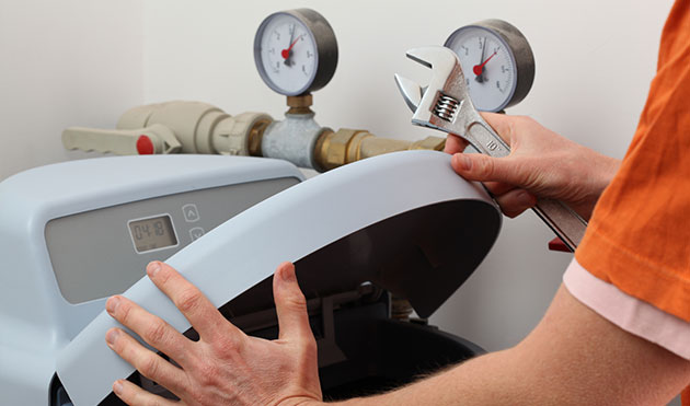 Water Softener Services in San Jose, CA